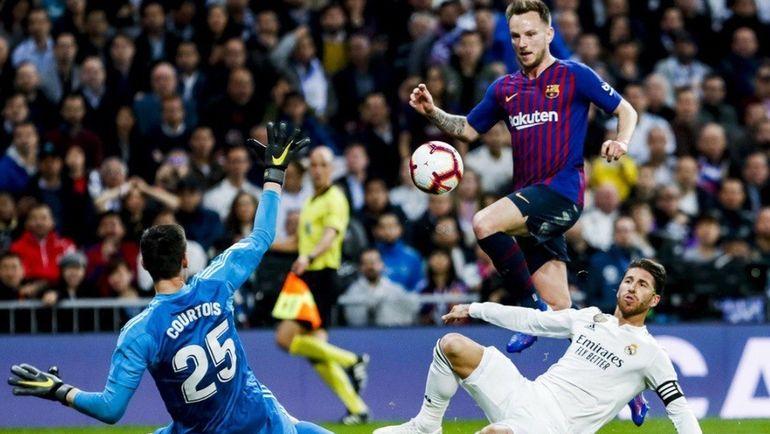 Барселона реал мадрид обзор матча голы