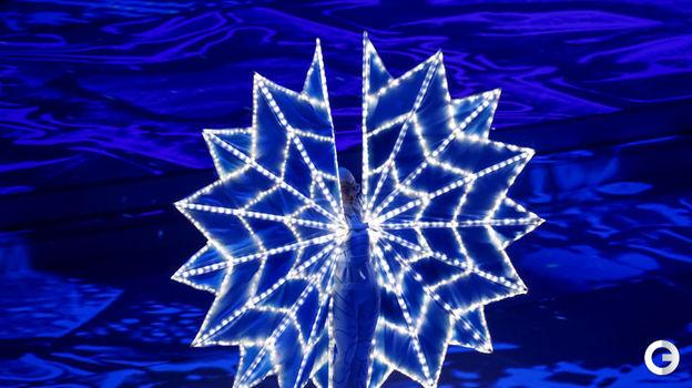 2 марта. Красноярск. Церемония открытия Всемирной зимней Универсиады. Фото Reuters