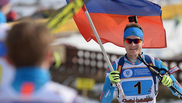 Никита Поршнев. Фото СБР, biathlonrus.com