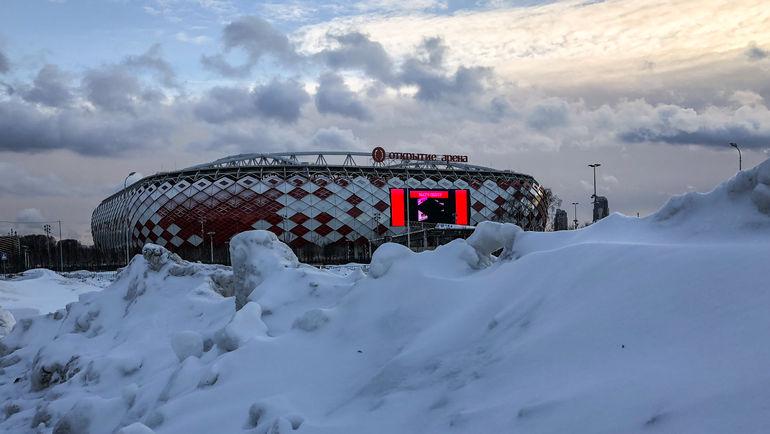 """РПЛ возвращается после зимы. Фото Дарья Исаева, """"СЭ"""""""