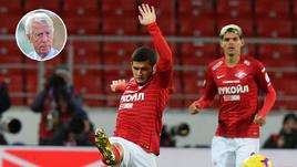 Валерий Непомнящий считает, что бразилец Айртон (справа) сильнее Дмитрия Комбарова.