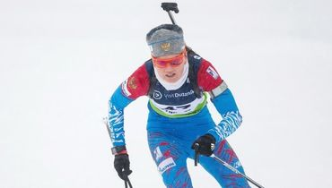 Наталья Гербулова.