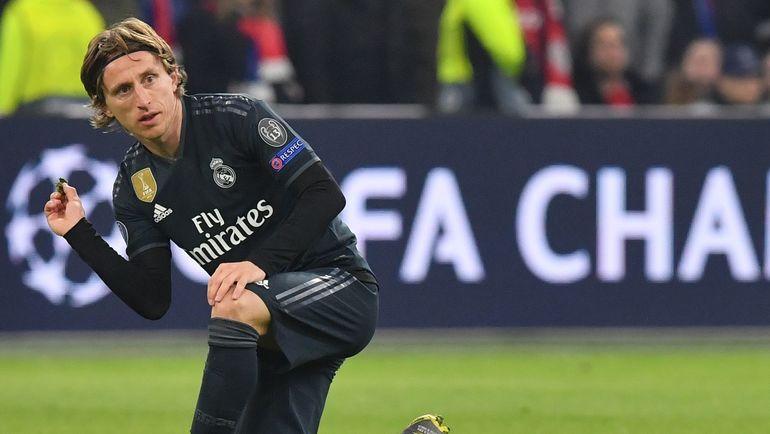 Лига чемпионов ответный матч реал боруссия
