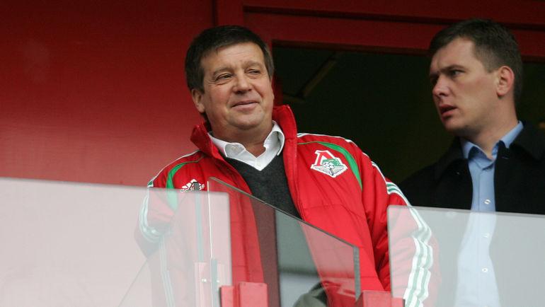 Валерий Филатов. Фото Алексей Иванов