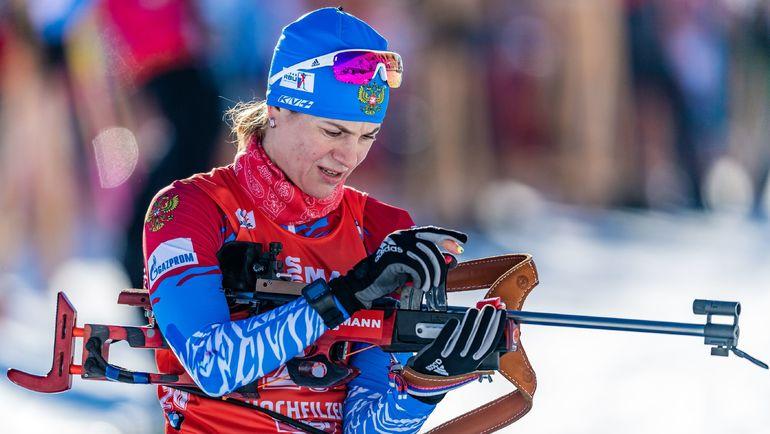 Ирина Старых. Фото AFP