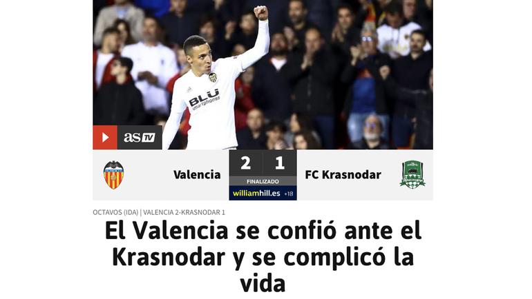 Обзор испанской прессы.