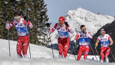 Русско-норвежская битва в лыжах продолжается. Отомстят ли наши на глазах у их короля?