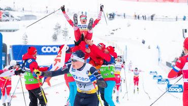 Большунов – снова первый в мире! Россияне уничтожили норвежцев на марафоне в Осло