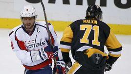 Когда Овечкин наберет 1200 очков, а Малкин – 1000? Новая битва русских звезд НХЛ – уже послезавтра