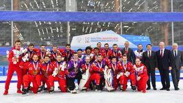 Мужская сборная России - победитель Универсиады-2019.