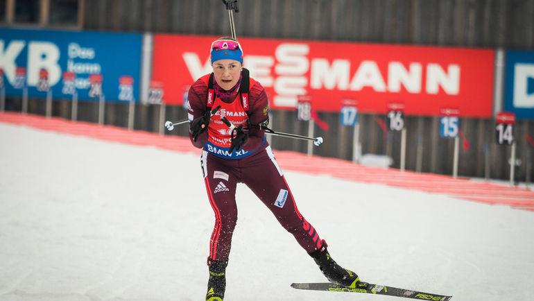Екатерина Юрлова-Перхт. Фото Андрей Аносов/СБР