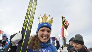 Привет от Пихлера! Эберг добавила к олимпийскому золоту победу на ЧМ