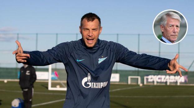 Валерий Непомнящий работал с Артемом Дзюбой в Томске.