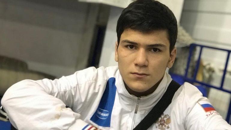 Азиз Агаев. Фото instagram.com/azizagaev1/