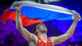 Заурбек Сидаков.