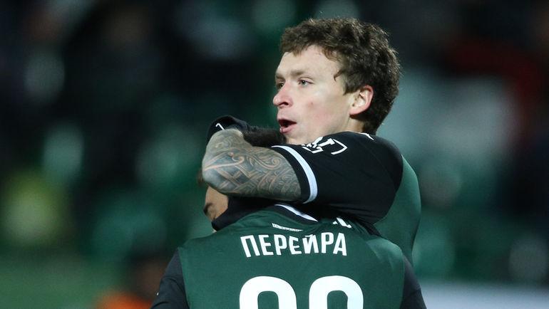 Павел Мамаев. Фото Виталий Тимкив