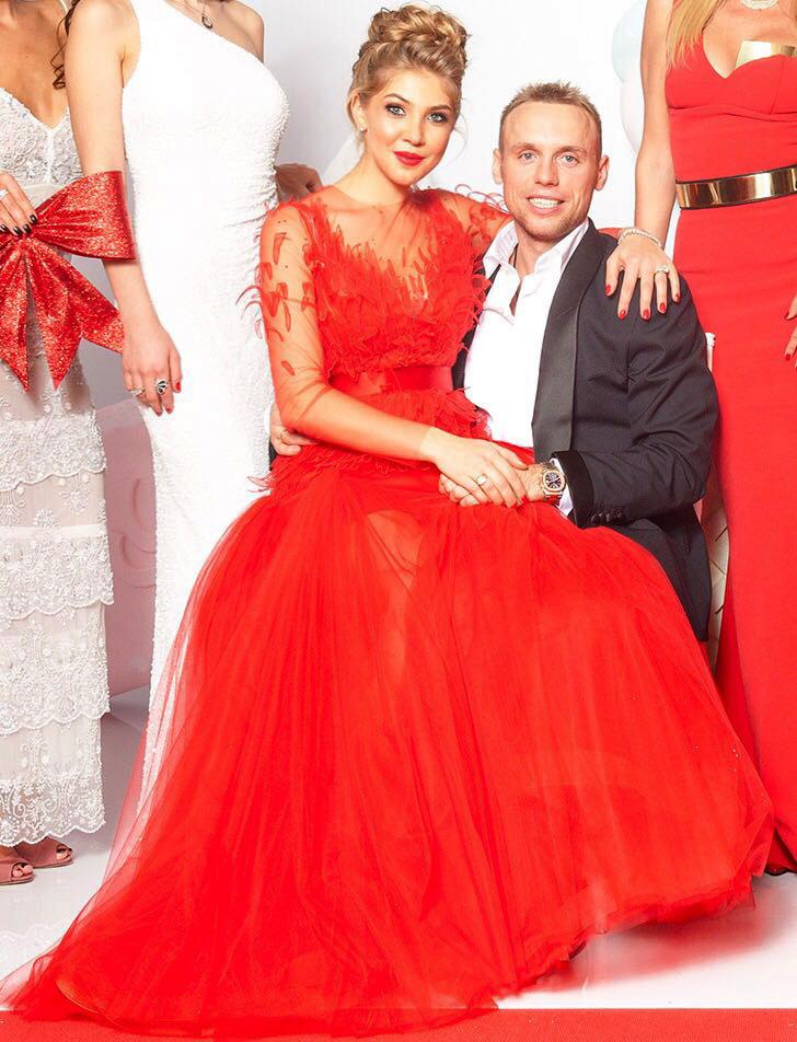 Денис и Дарья Глушаковы. Фото Из семейного архива Глушаковых.