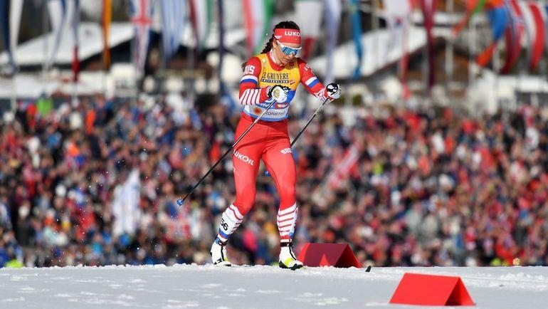 Наталья Непряева. Фото AFP