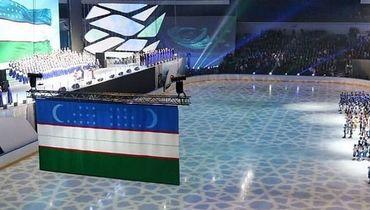 15 марта. Ташкент. Открытие новой арены.