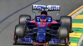17 марта. Мельбурн. Даниил Квят заработал очко в первой же гонке.
