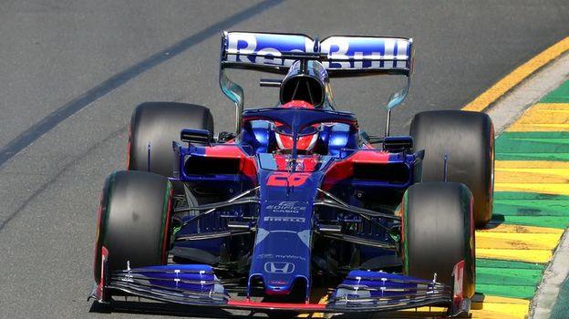 Формула-1. Гран-при Австралии. Как закончилась гонка. Результата Квята