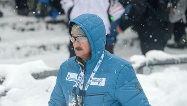 Анатолий Хованцев. Фото Союз биатлонистов России/biathlonrus.com