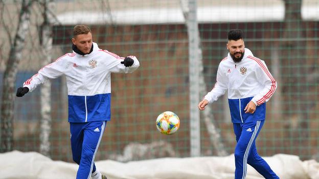 Бельгия – Россия, 21 марта 2019, как сборная России начала подготовку к матчу отборочного турнира Евро-2020