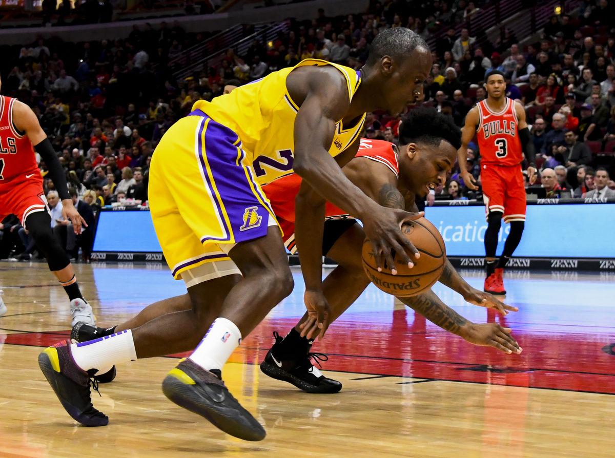 """Рукопашная в НБА, """"Лейкерс"""" спасает 33-летний дублер – самое интересное в баскетболе за неделю"""