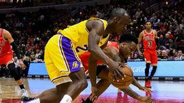 Рукопашная в НБА,