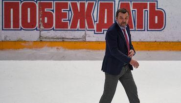 Олег Знарок. Фото Дарья Исаева, «СЭ»