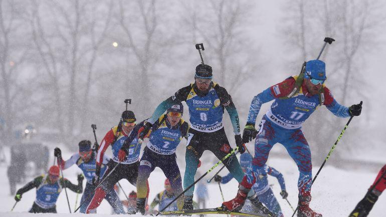 Евгений Гараничев (справа). Фото AFP