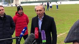 Александр Дюков - о цели сборной в отборе к Евро-2020 и словах Погребняка