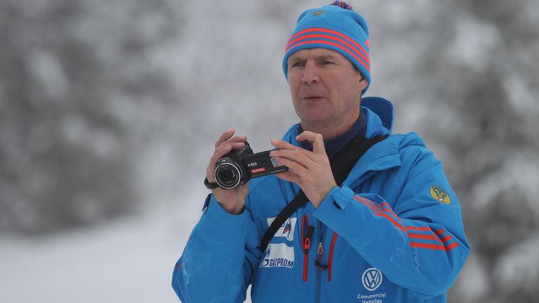 Андрей Падин. Фото Андрей Аносов/СБР