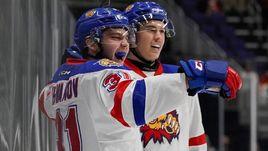 Российский юниор, исключенный из молодежки, подписал контракт с клубом НХЛ