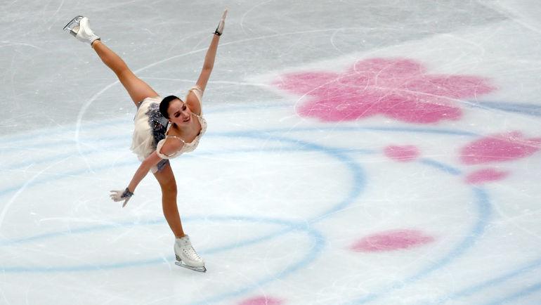 20 марта. Сайтама. Алина Загитова. Фото REUTERS