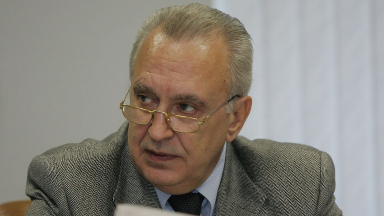 Владимир Кучмий. Фото Александр Федоров, «СЭ»