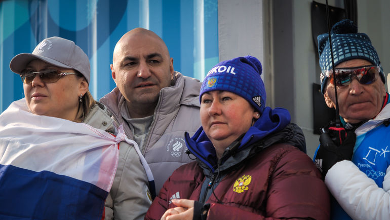 Елена Вяльбе. Фото Андрей Аносов, СБР