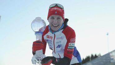 Кузьмина выиграла спринт и малый Глобус. Россиянки опередили Виттоцци