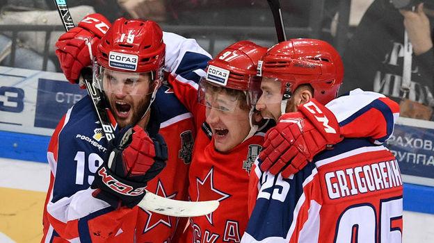 ЦСКА вышел в финал Западной конференции, где встретится со СКА