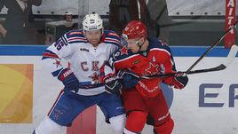 СКА и ЦСКА второй сезон подряд сыграют в финале Западной конференции.