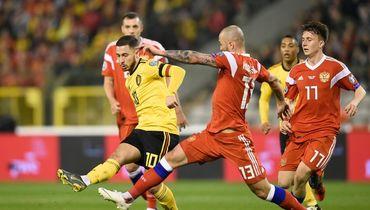 Россия проиграла Бельгии на старте отборочного турнира Евро-2020