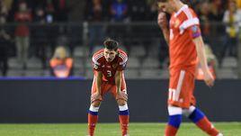 Азар наказал Россию. Поражение на старте отбора Евро-2020