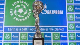 Сборная Бразилии получила Кубок