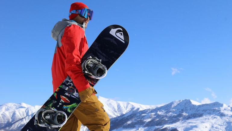 Как совершить крутой автотрип по Грузии и где там покататься на сноуборде