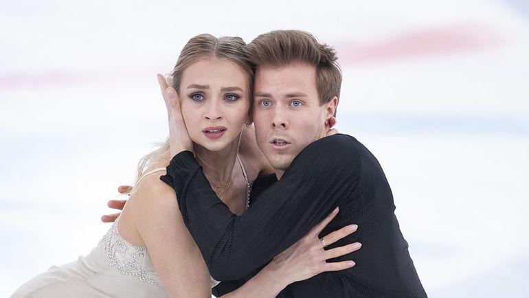 Виктория Синицина/Никита Кацалапов. Фото Ксения Нуртдинова