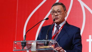 Гафур Рахимов. Фото Федерация бокса России