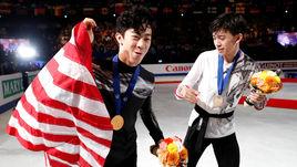 Натан Чен - победитель чемпионата мира