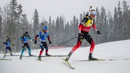Гонка преследования в Осло. Йоханнес Бе побил рекорд Мартена Фуркада