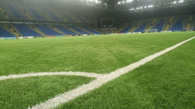 "Поле стадиона ""Астана Арена"". Фото «СЭ»"