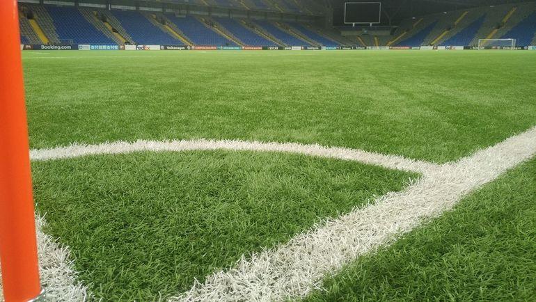 "Поле стадиона ""Астана Арена"". Фото ""СЭ"""